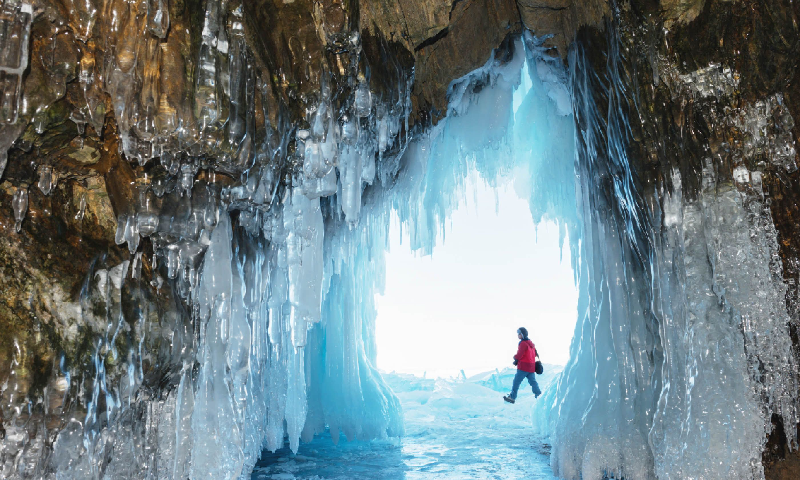 Lake Baikal (Shutterstock)