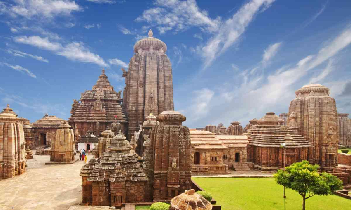 Lingaraja Hindu Temple, Orissa (Shutterstock)