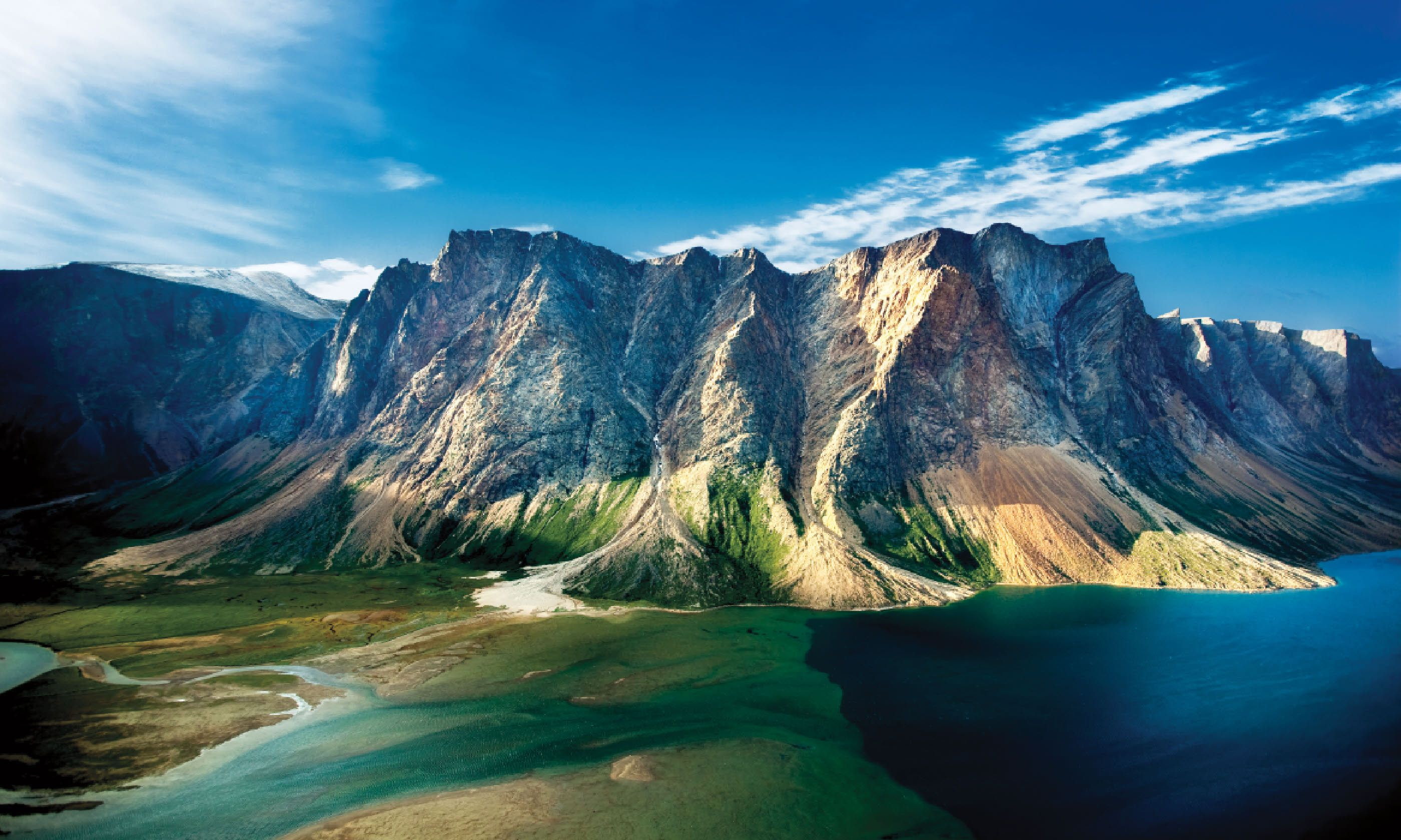 Torngat Mountains NP (Flickr Creative Commons: ビッグアップジャパン)