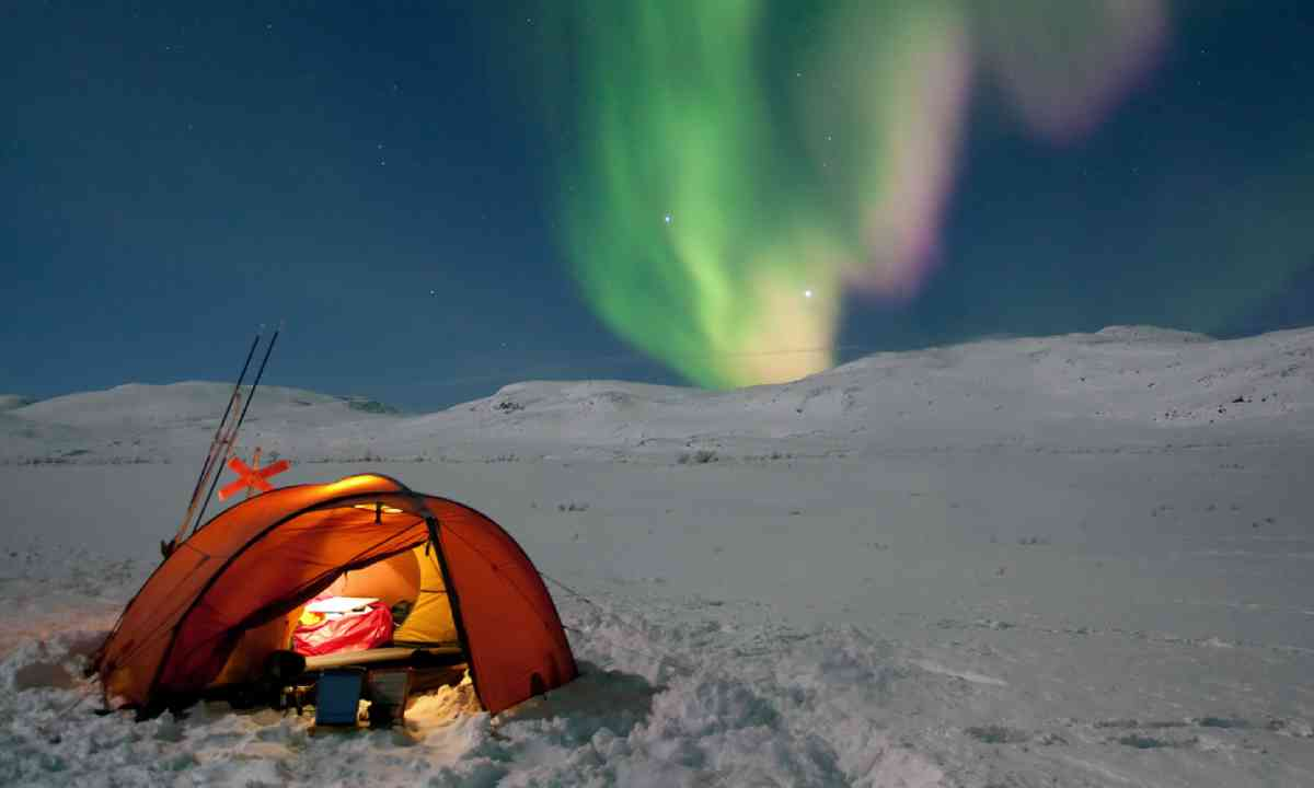 Winter Expedition on the King's Trail (Shutterstock)