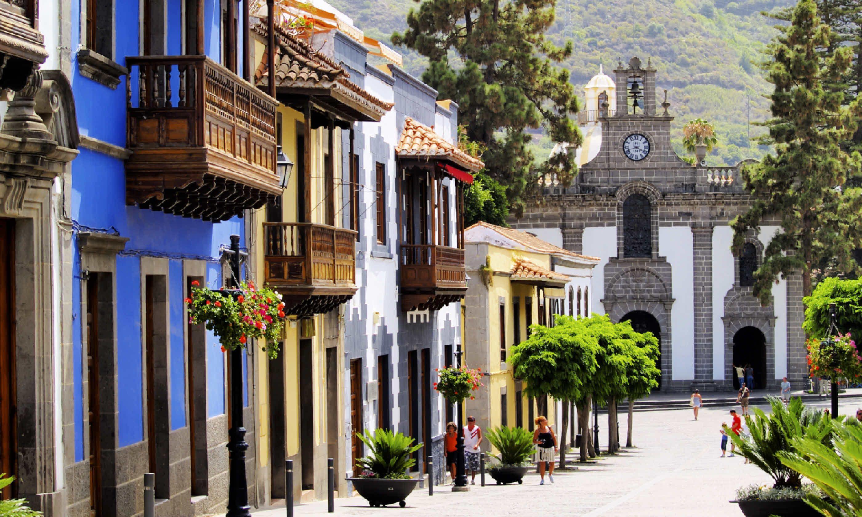 Gran Canaria (Shutterstock)