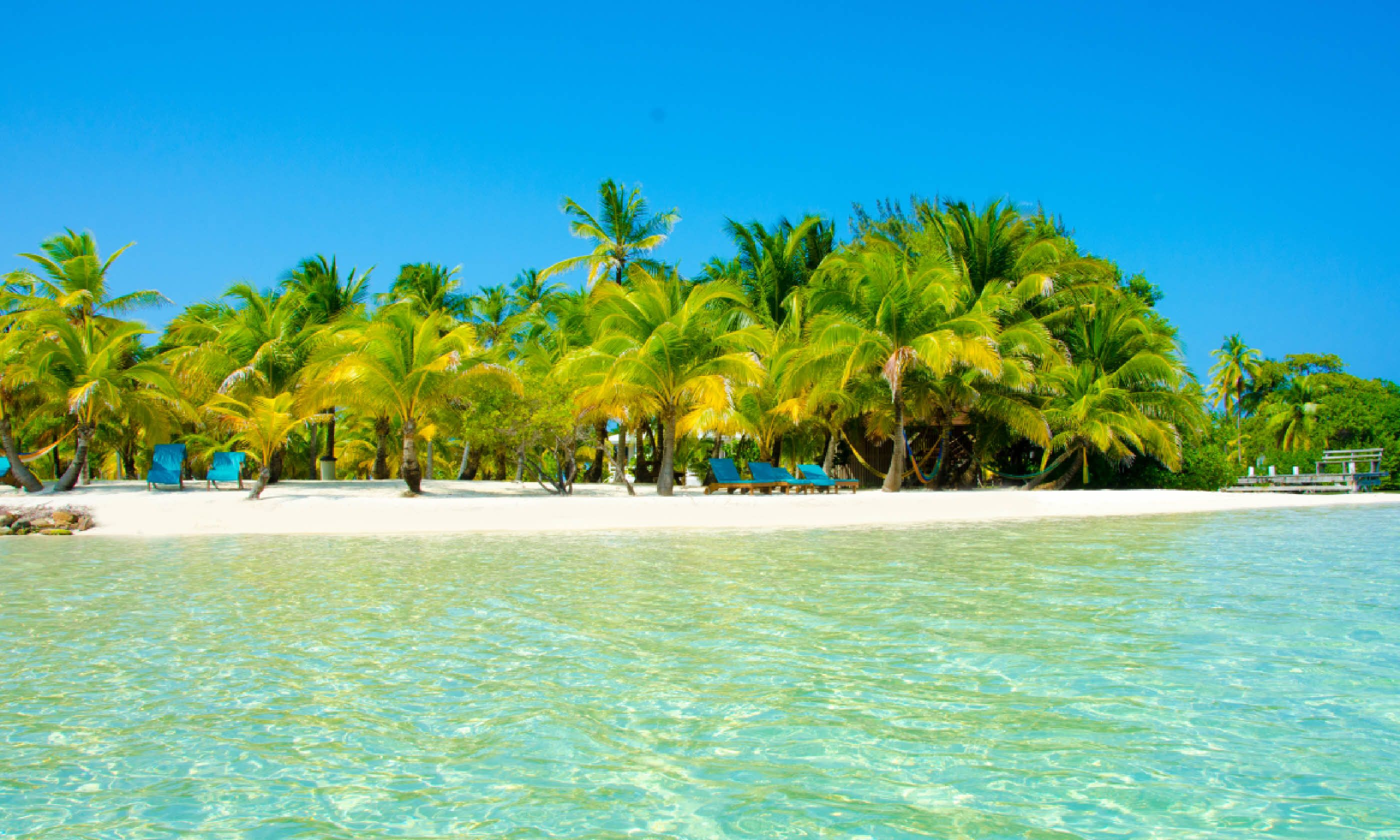South Water Caye, Belize (Shutterstock)