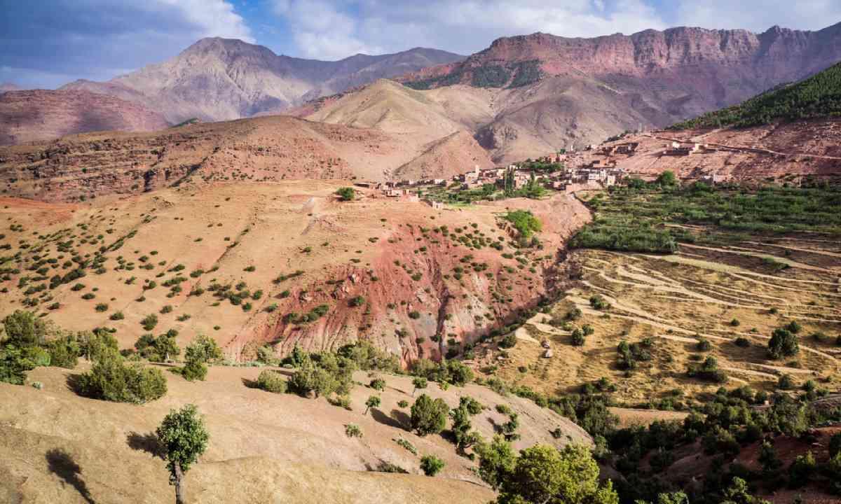 Toubkal National Park (Shutterstock)