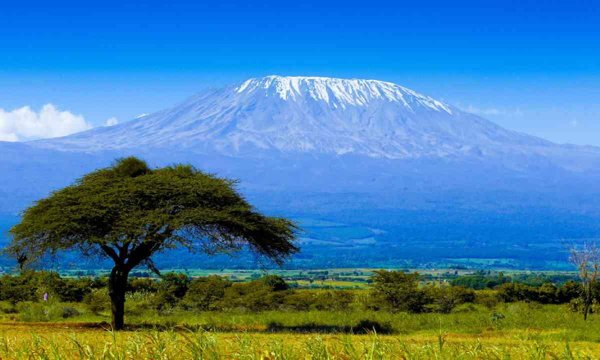 Kilimanjaro (Shutterstock)