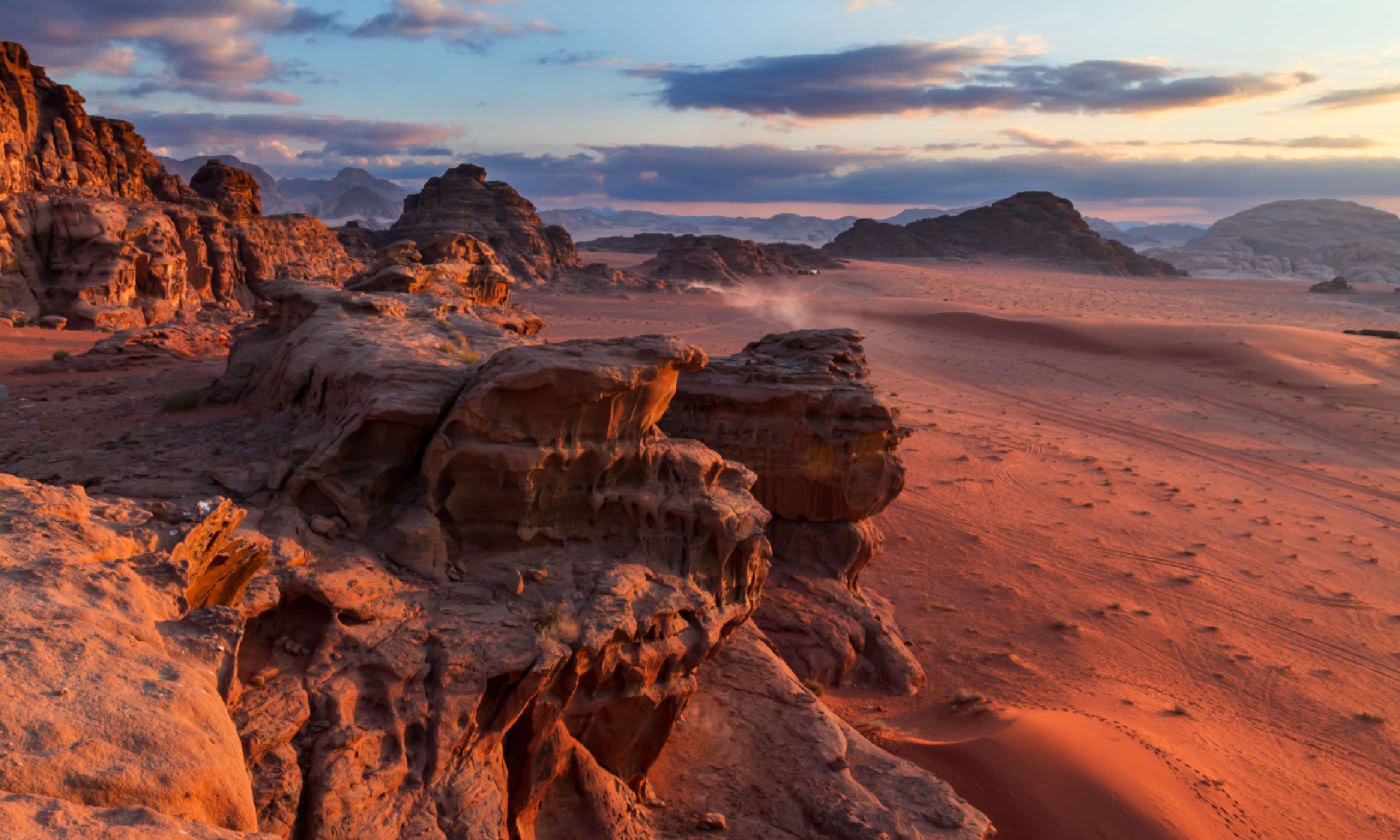 Wadi Rum (Shutterstock)
