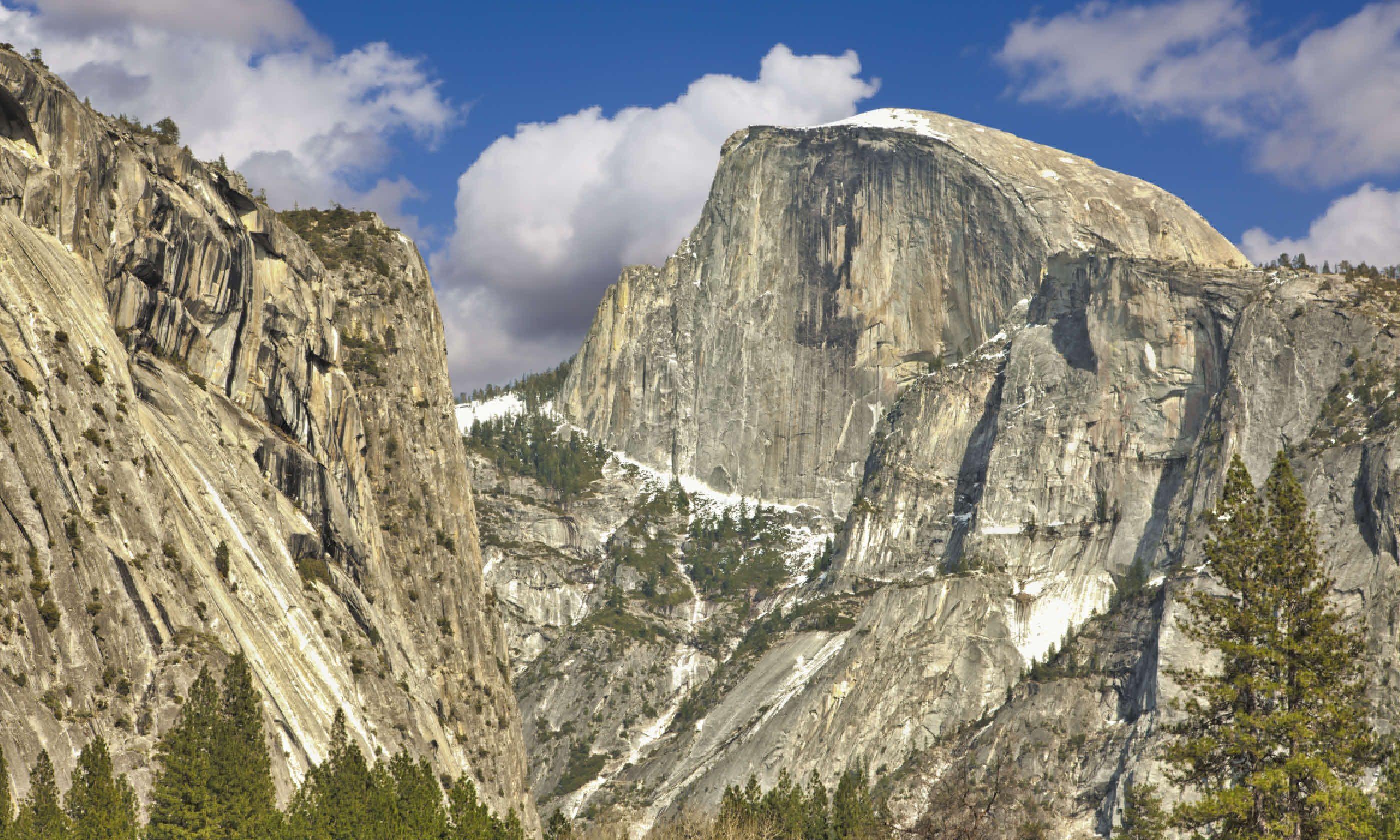 Half Dome (Shutterstock)