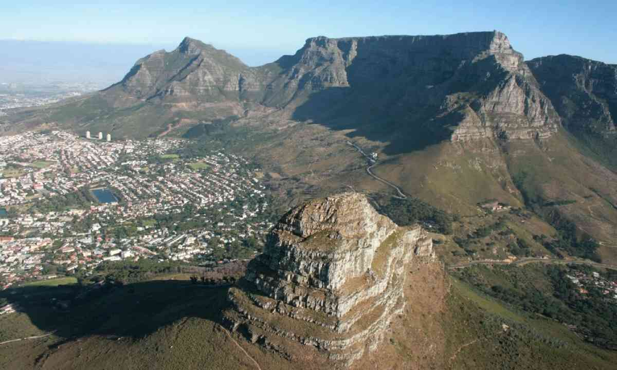 Table Mountain (Shutterstock)