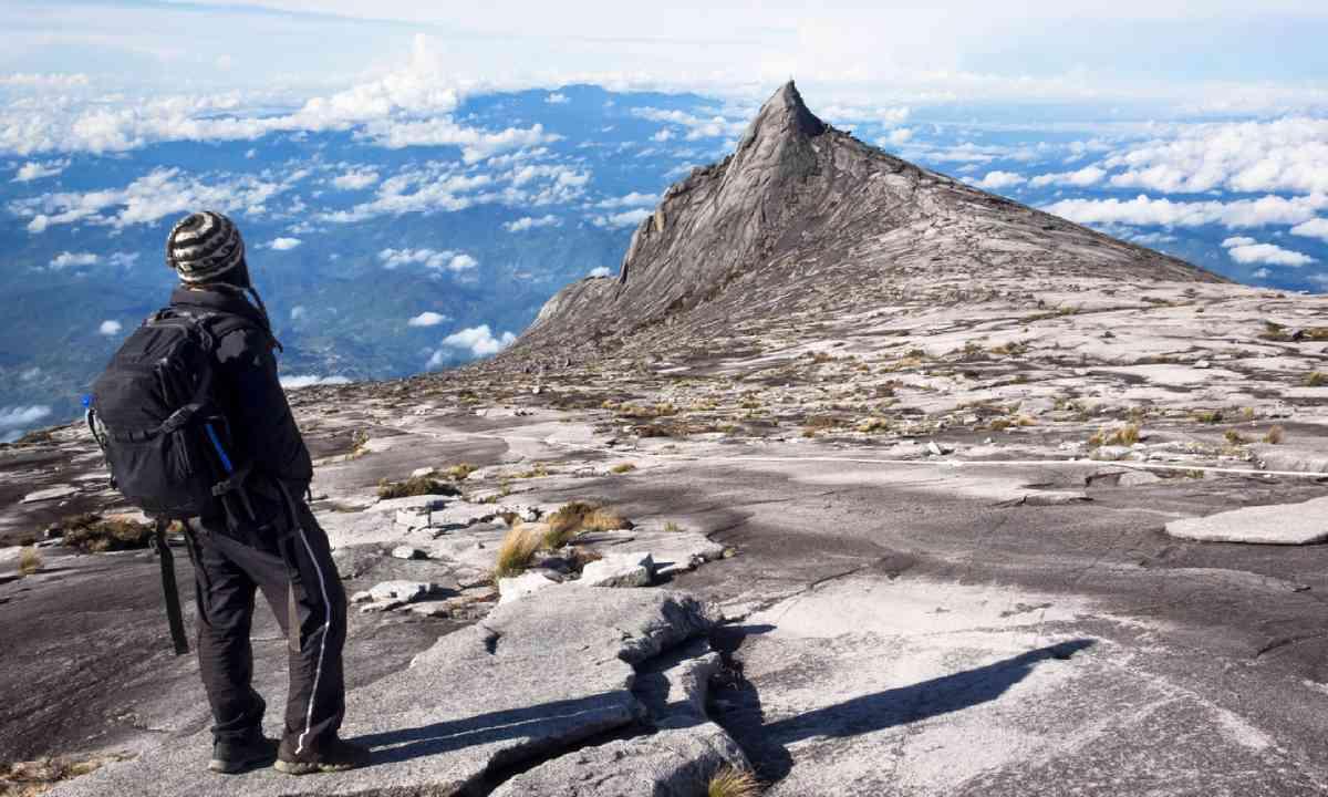 Mount Kinabalu (Shutterstock)
