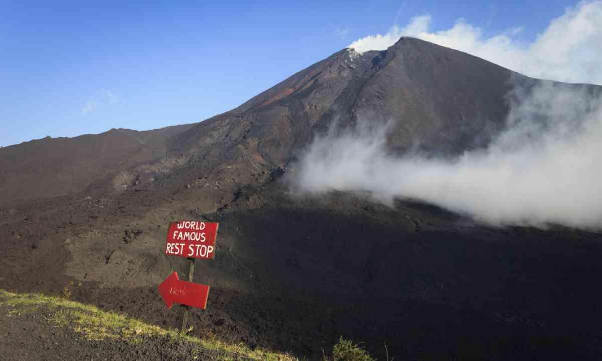 Volcano Pacaya (Shutterstock)