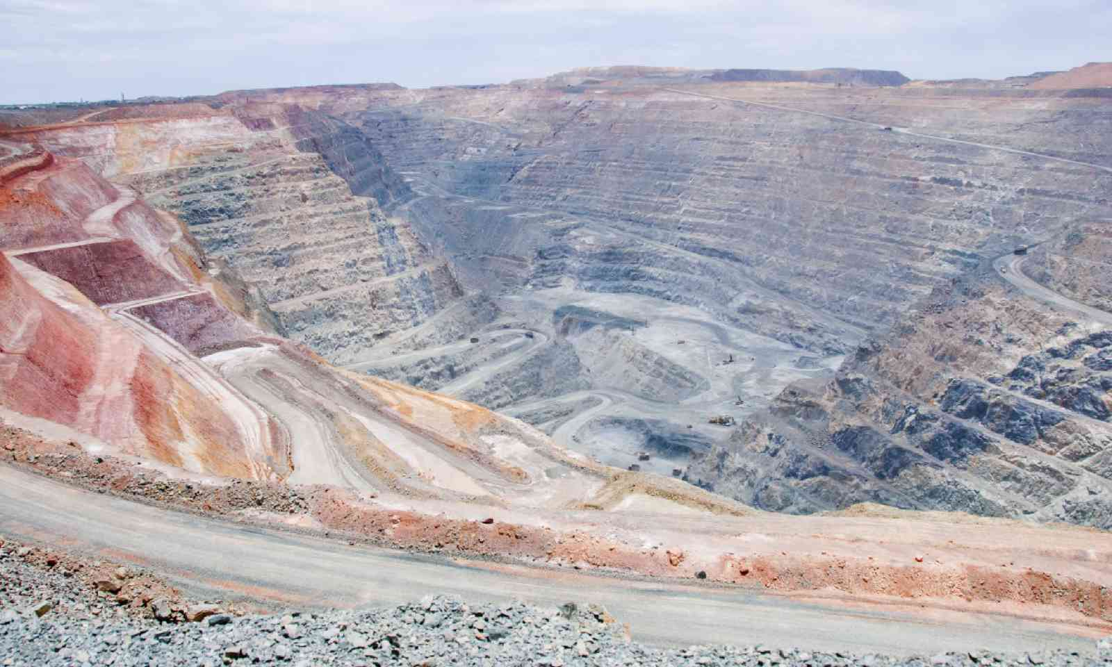 Kalgoorlie, Western Australia (Shutterstock)