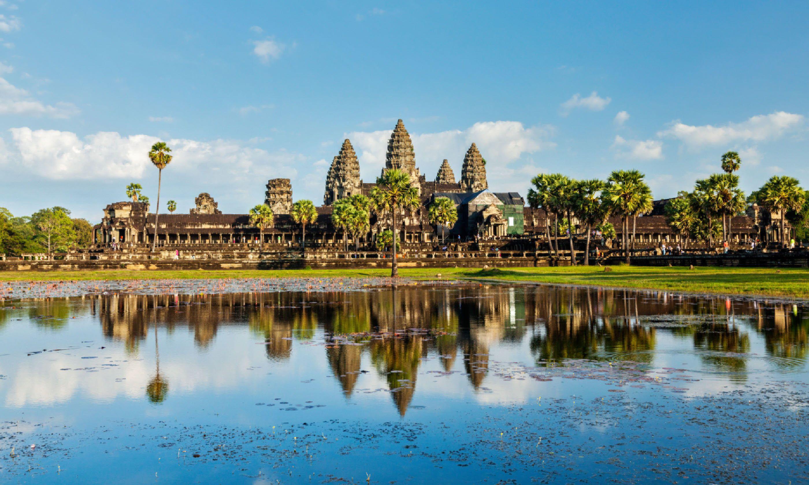 Angkor Wat (Shutterstock)
