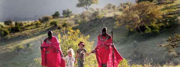 Family Safari to Kenya (Abercrombie & Kent)
