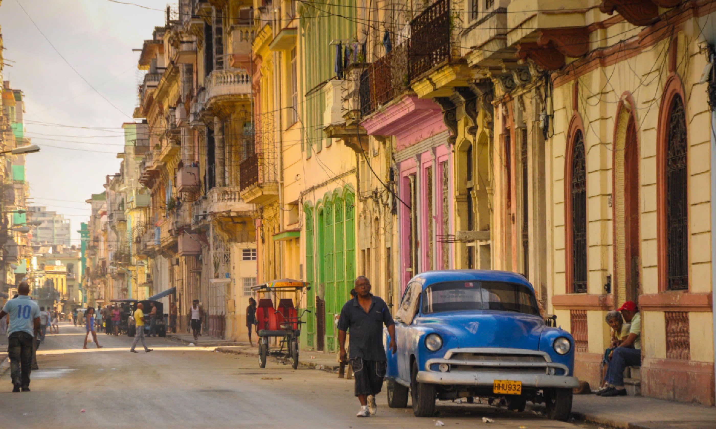 Havana, Cuba (Shutterstock)