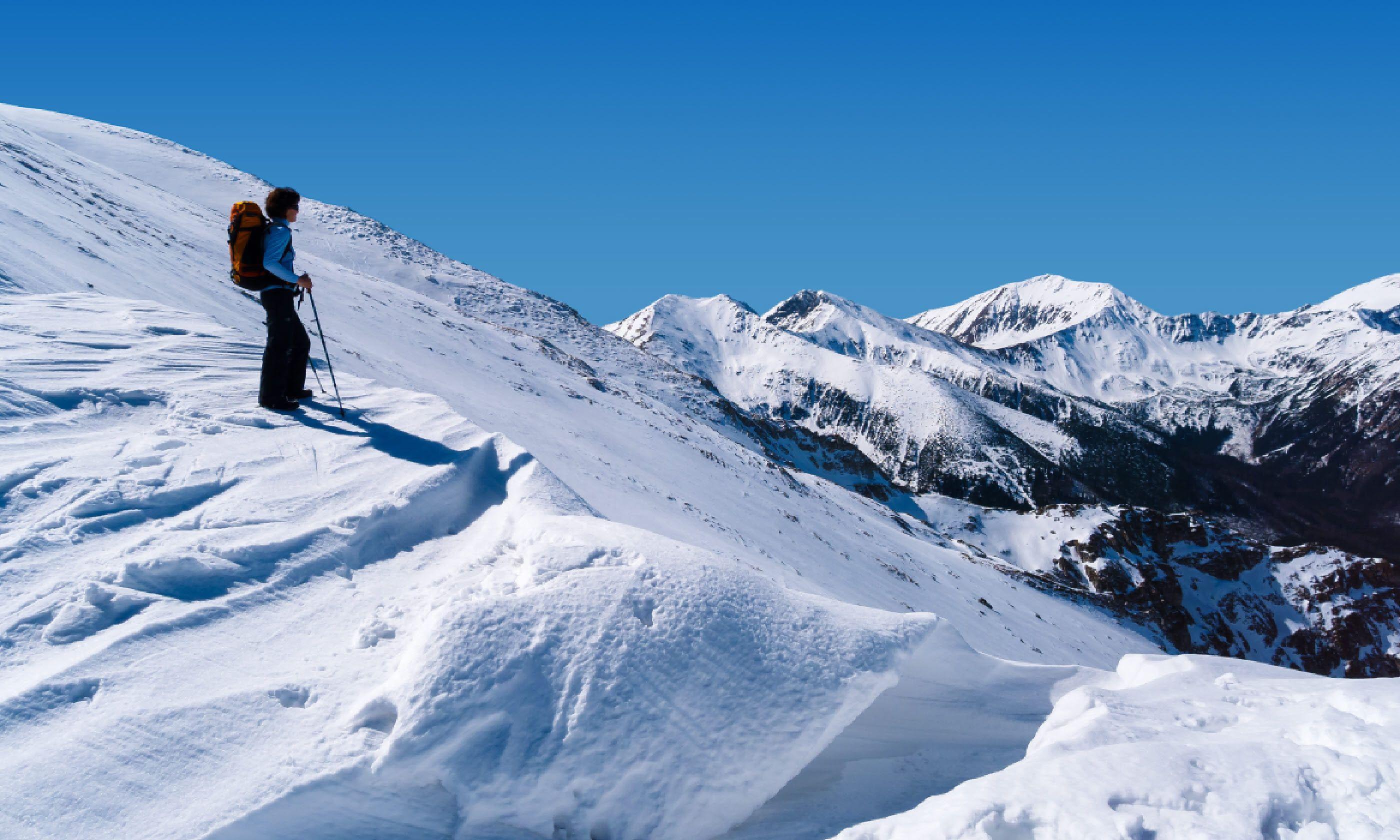Trekking in the Tatras (Shutterstock)