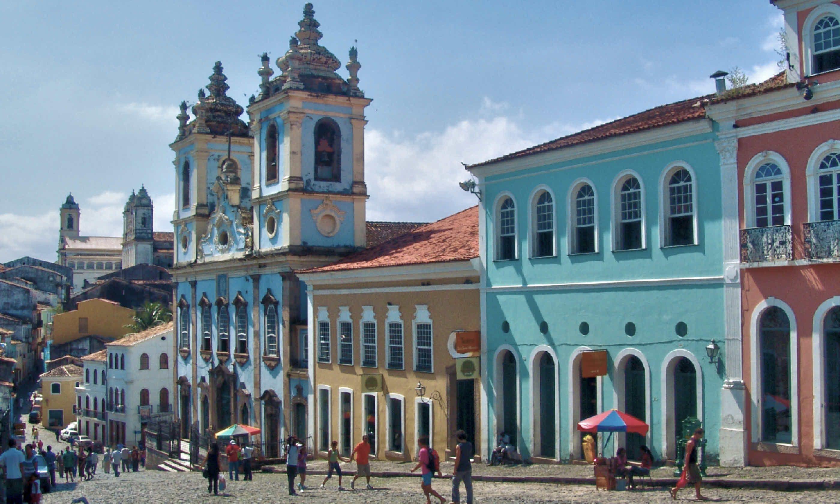 Salvador de Bahia (Shutterstock)