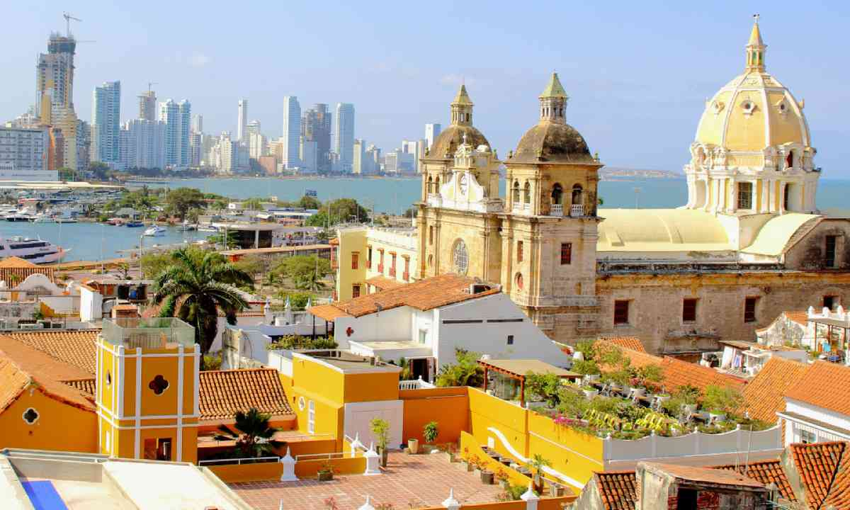 Cartagena, Colombia (Shutterstock)