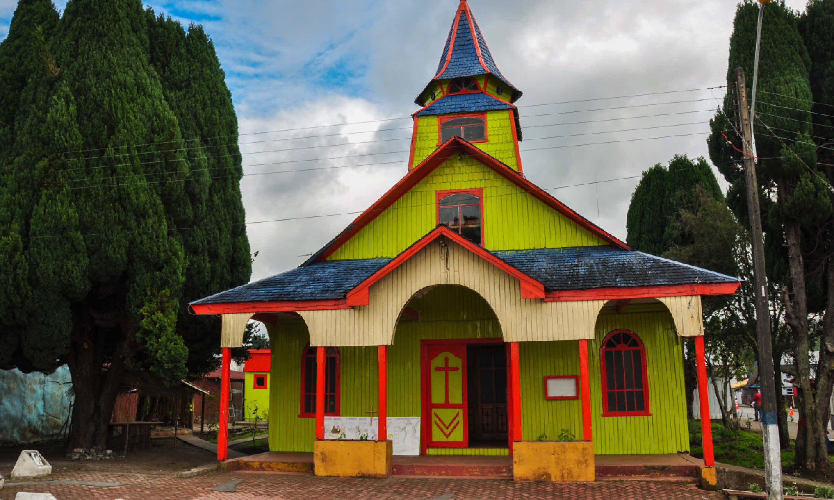 Chiloe Island, Chile (Shutterstock)