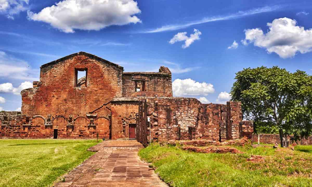 La Santísima Trinidad de Paraná (Shutterstock)