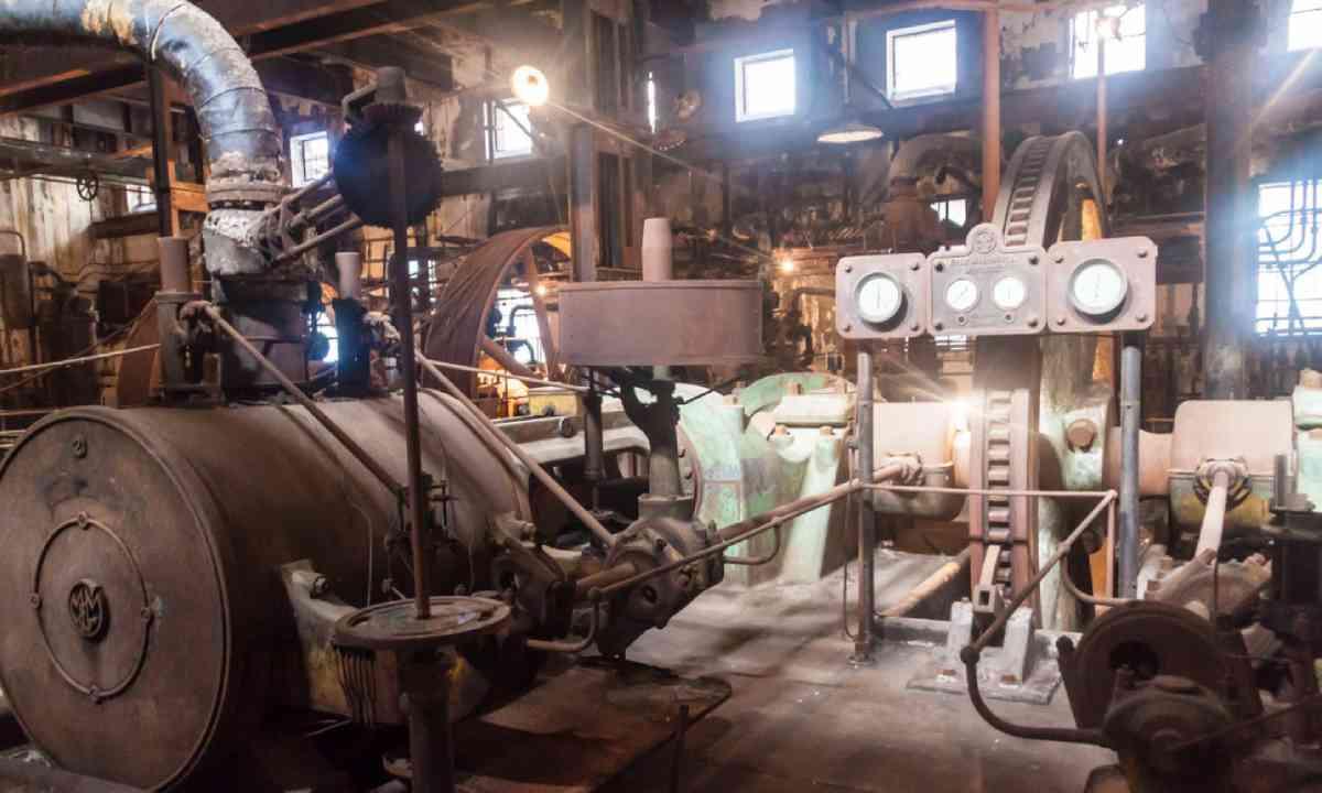 Fray Bentos factory (Shutterstock)