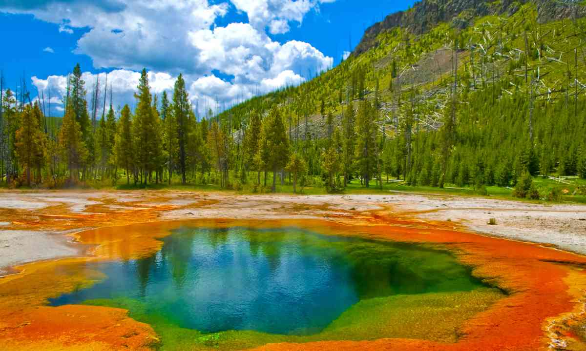 Yellowstone NP (Shutterstock)