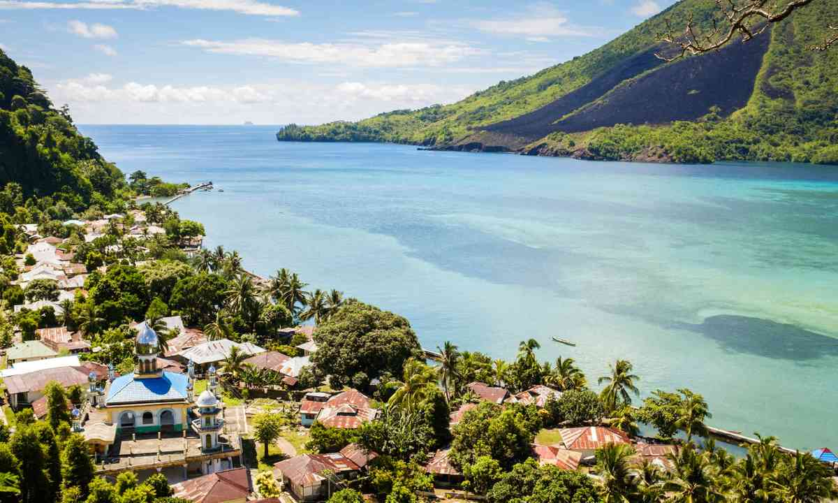 Banda Islands (Shutterstock)
