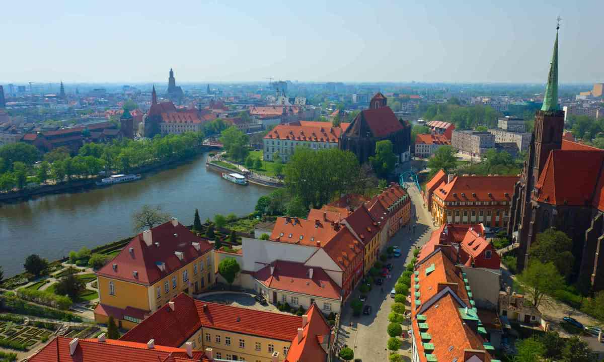 Wroclaw, Poland (Shutterstock)