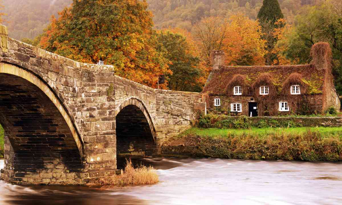 Snowdonia, North Wales (Shutterstock)