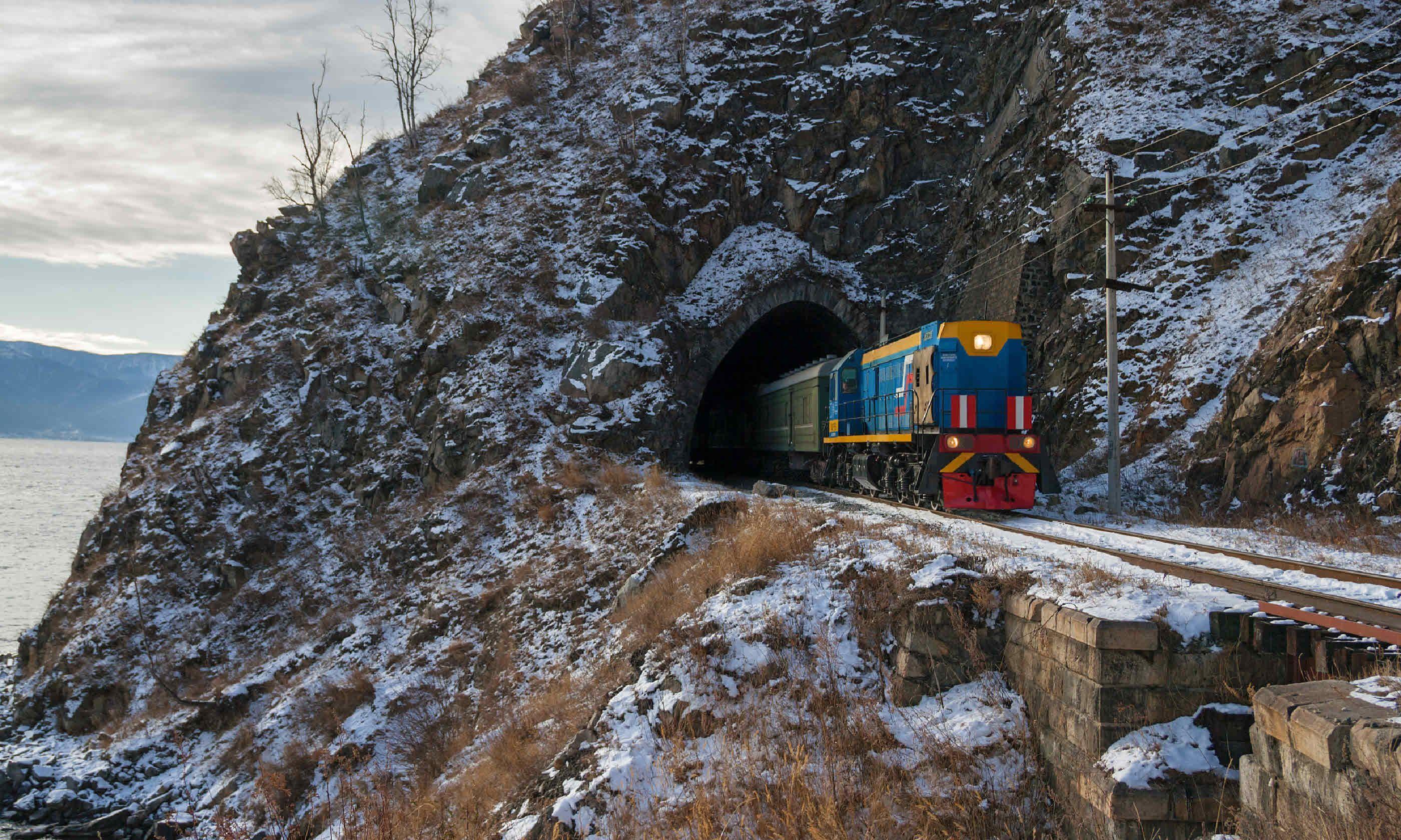Circum-Baikal Railway (Shutterstock)