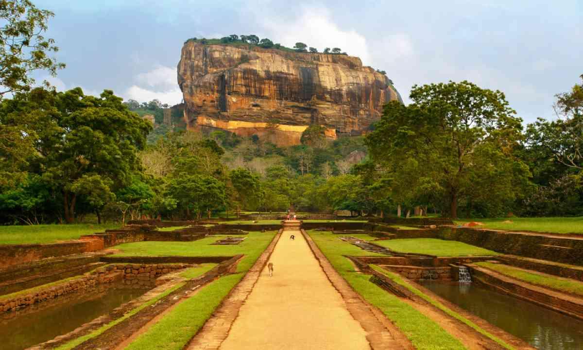 Sigiriya, Sri Lanka (Shutterstock)