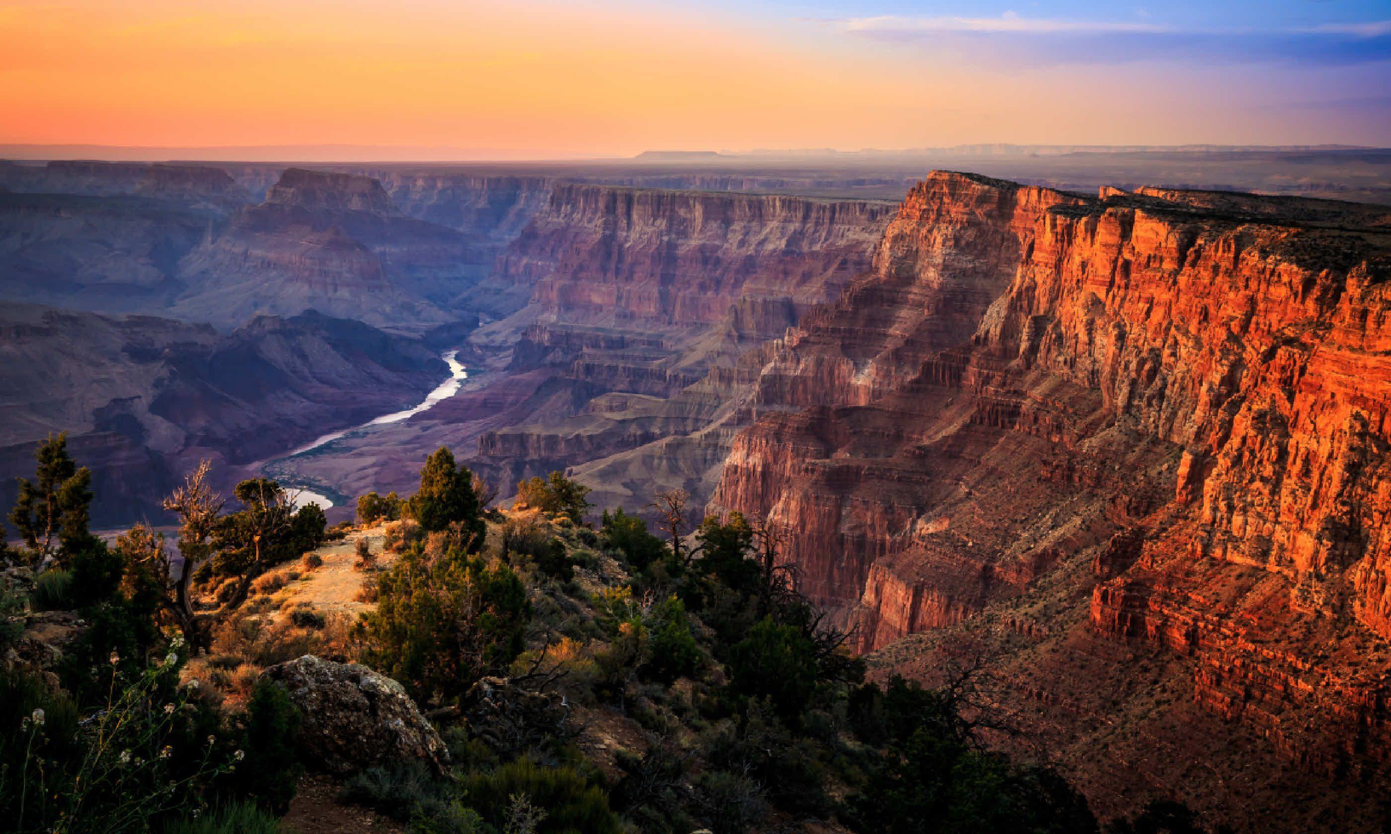 Grand Canyon National Park, Arizona (Shutterstock)