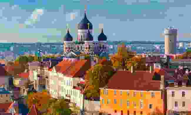 Tallinn, Estonia (Shutterstock)