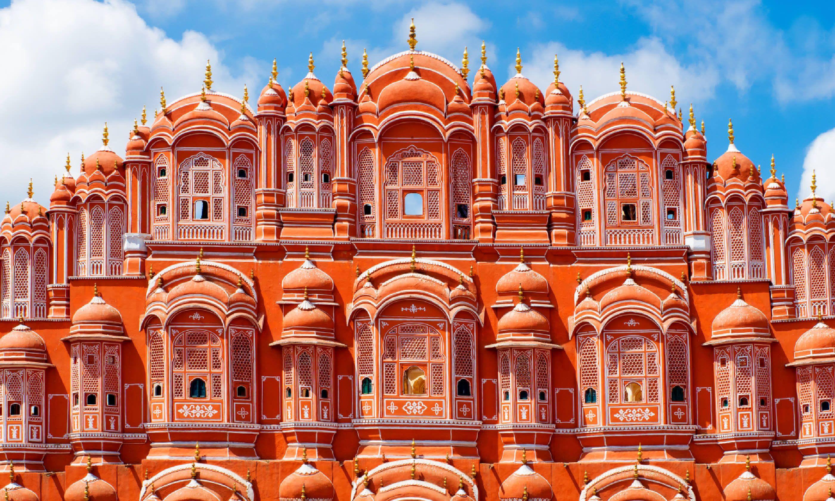 Jaipur, Rajasthan (Shutterstock)