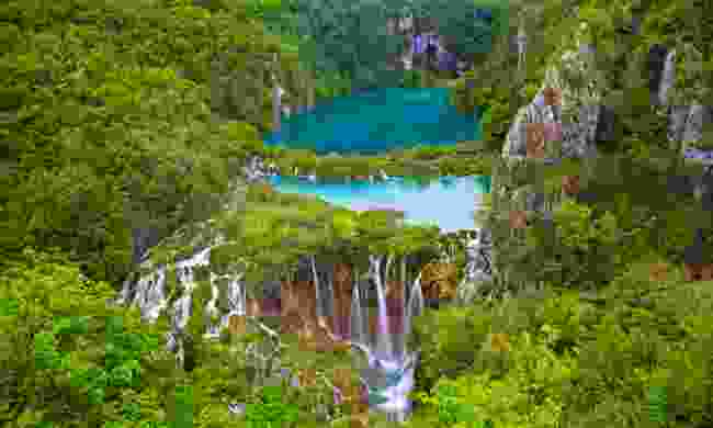 Plitvice Lakes National Park, Croatia (Shutterstock)
