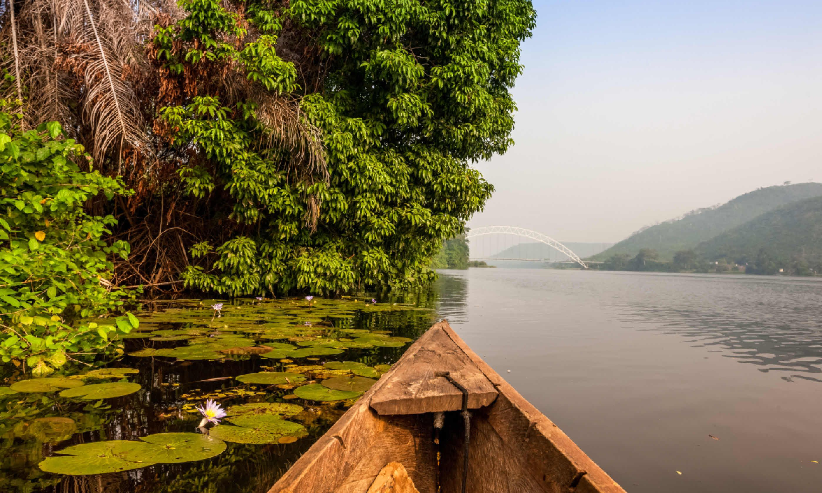 Ghana, Africa (Shutterstock)