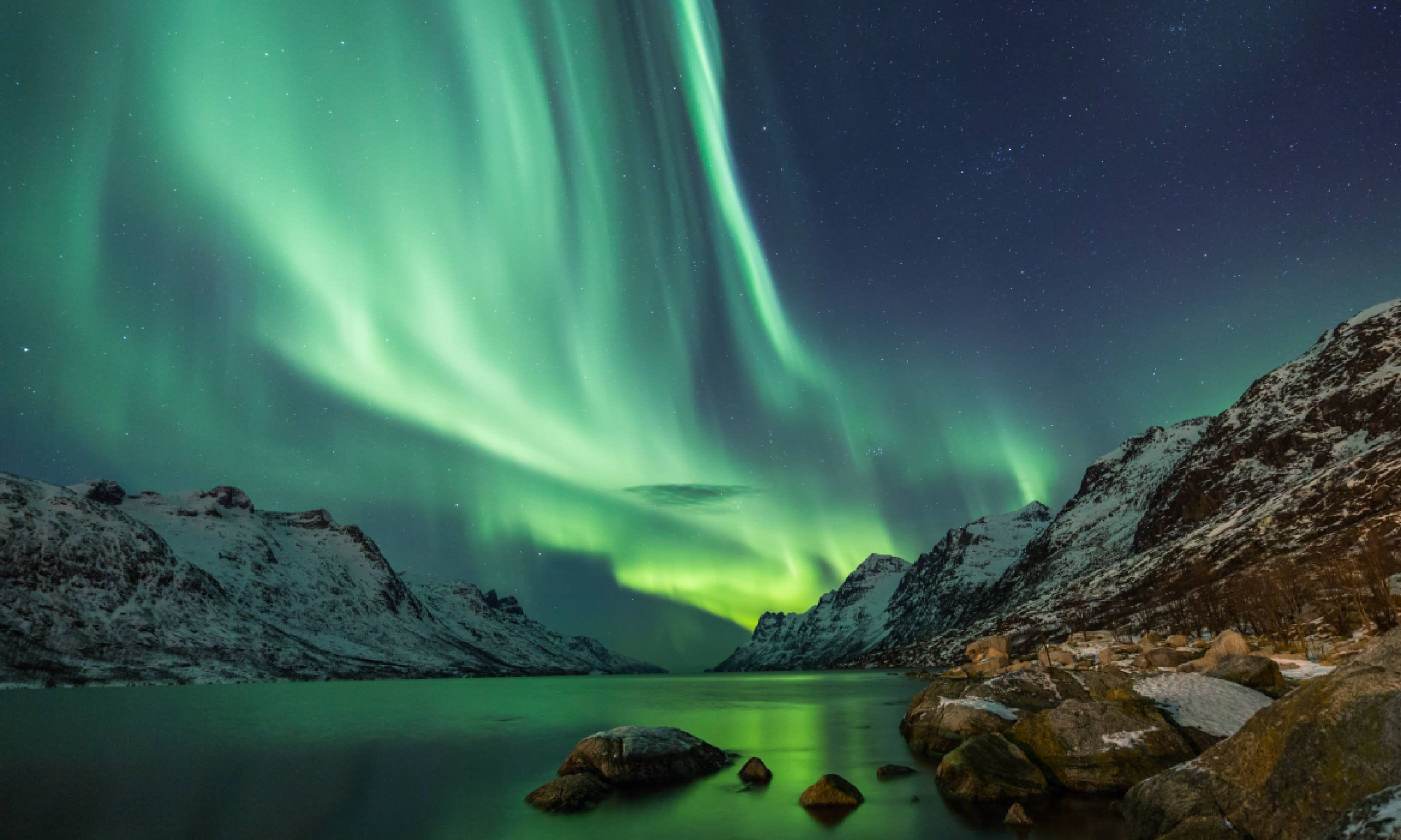 Northern Lights (Shutterstock)