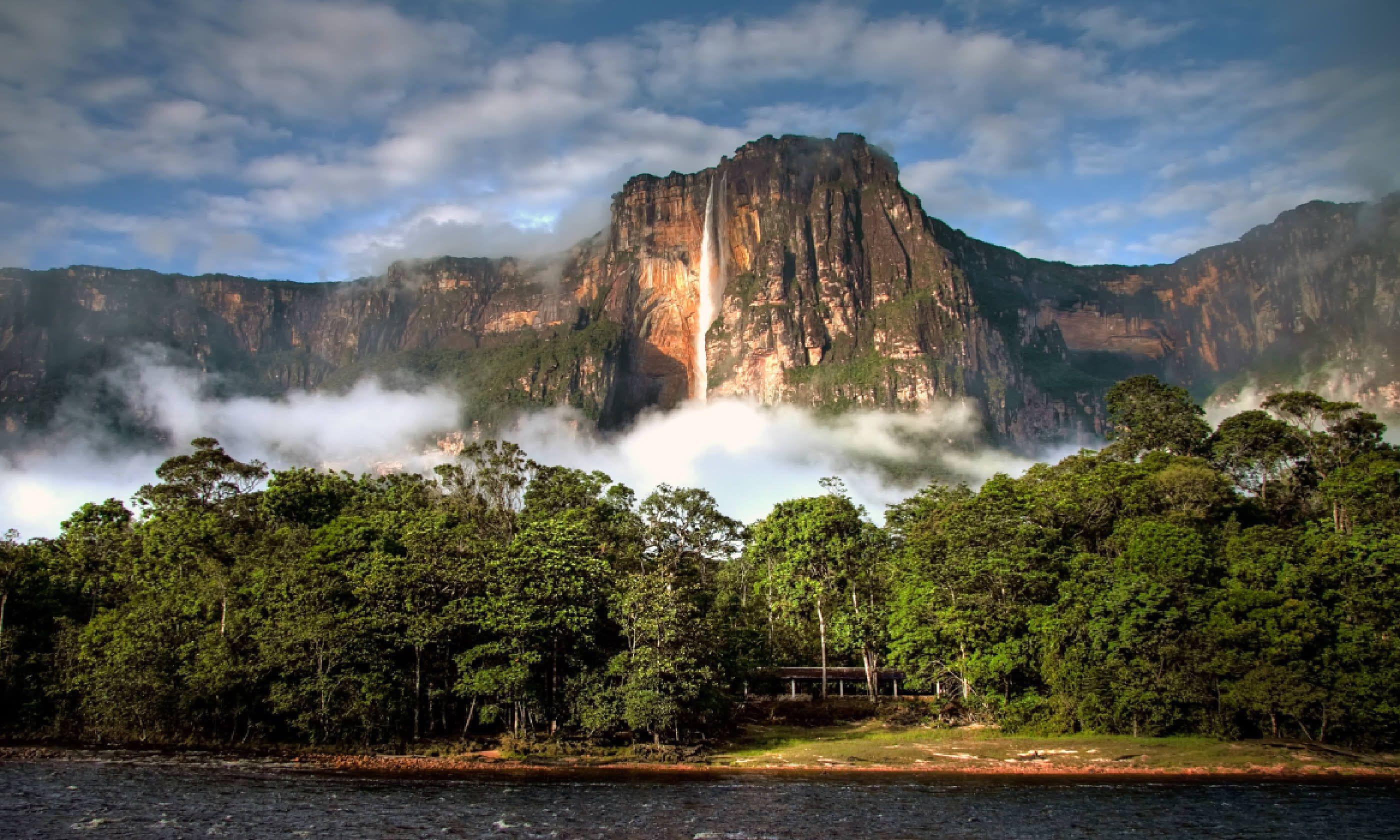 Angel Falls, Venezuela (Shutterstock)