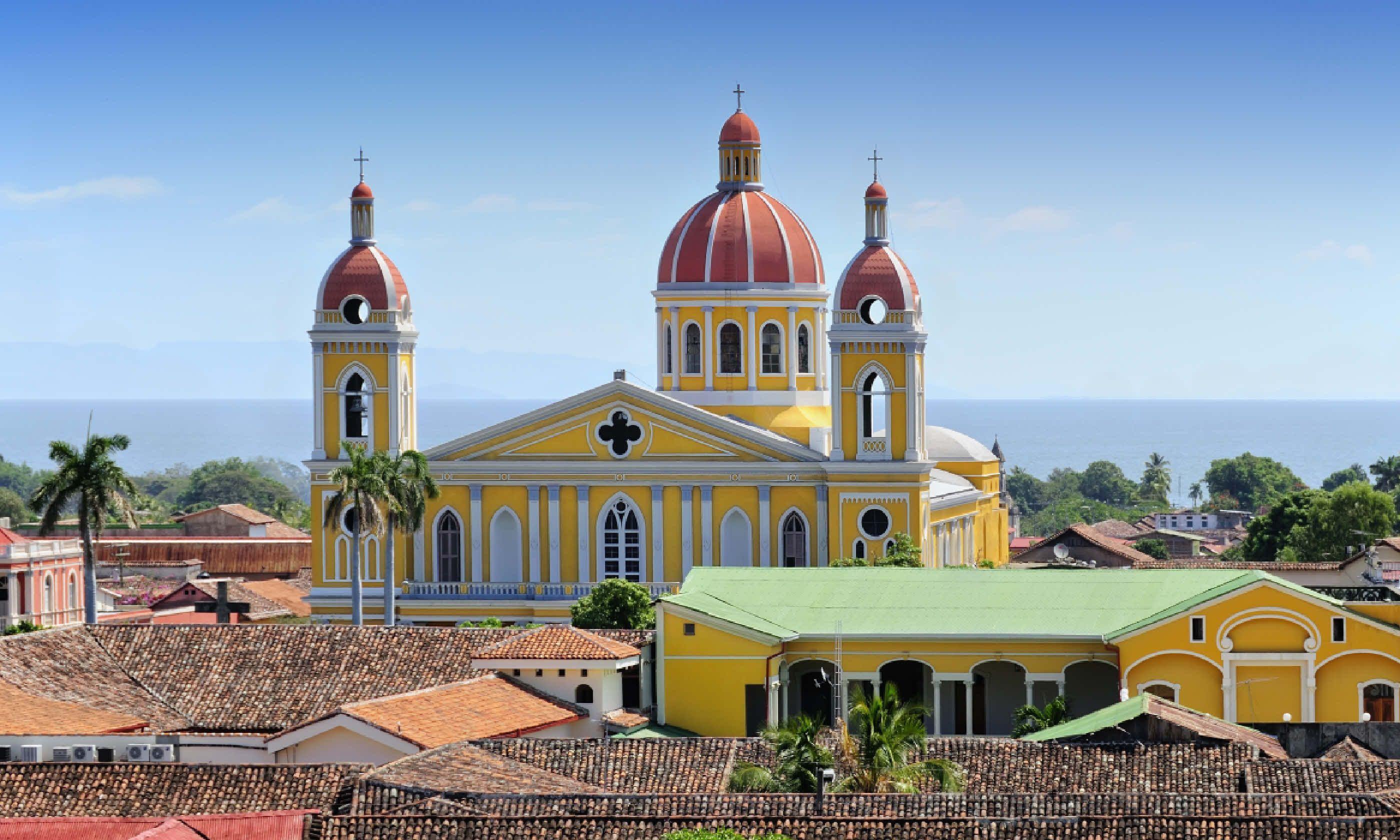 Granada, Nicaragua (Shutterstock)