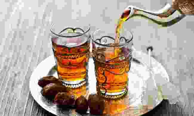 Middle Eastern tea (Shutterstock)