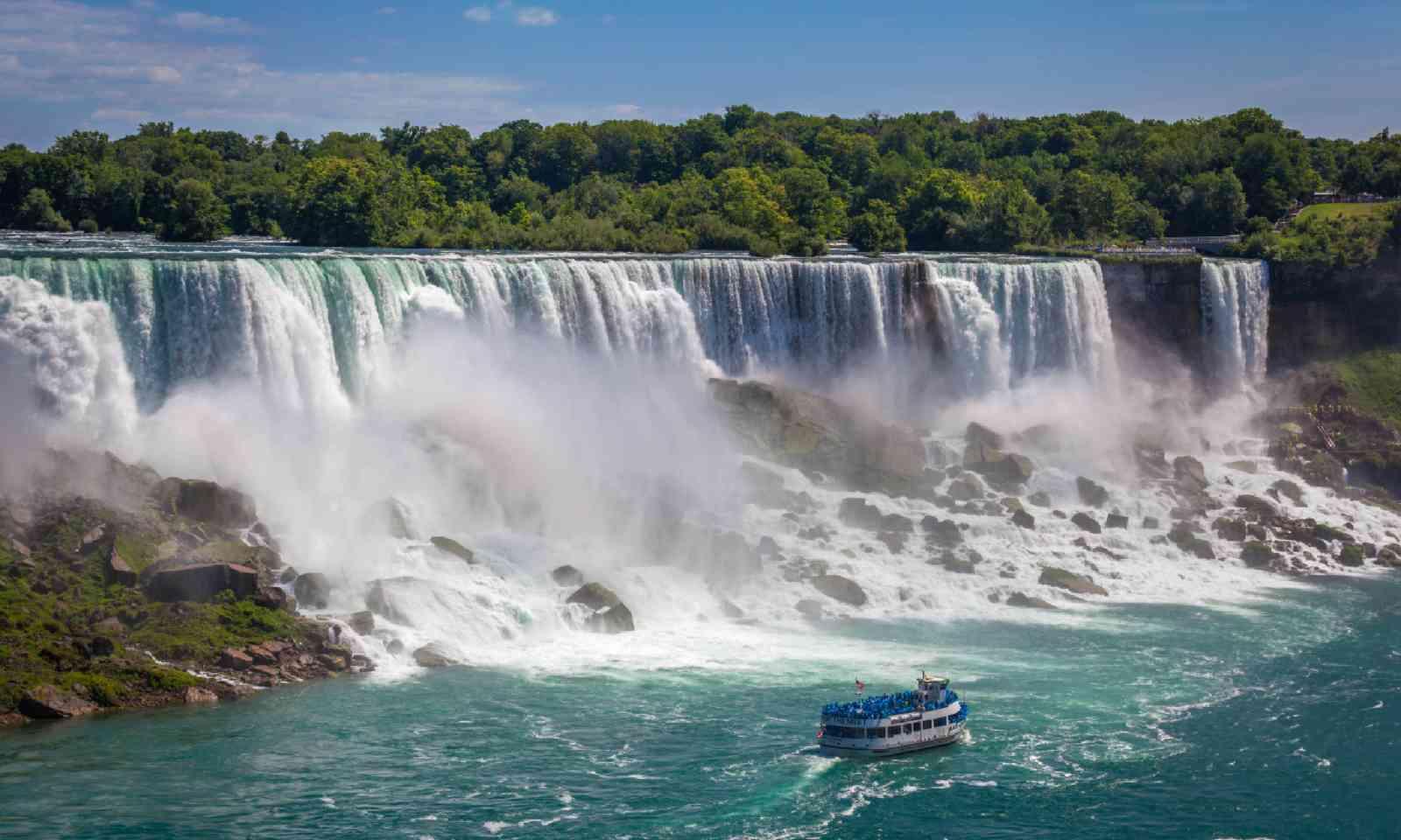 Niagara Falls (Shutterstock)