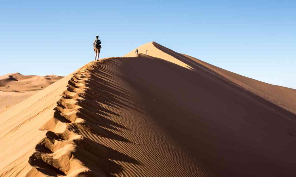 Sossusvlei, Namib-Naukluft National Park (Shutterstock)