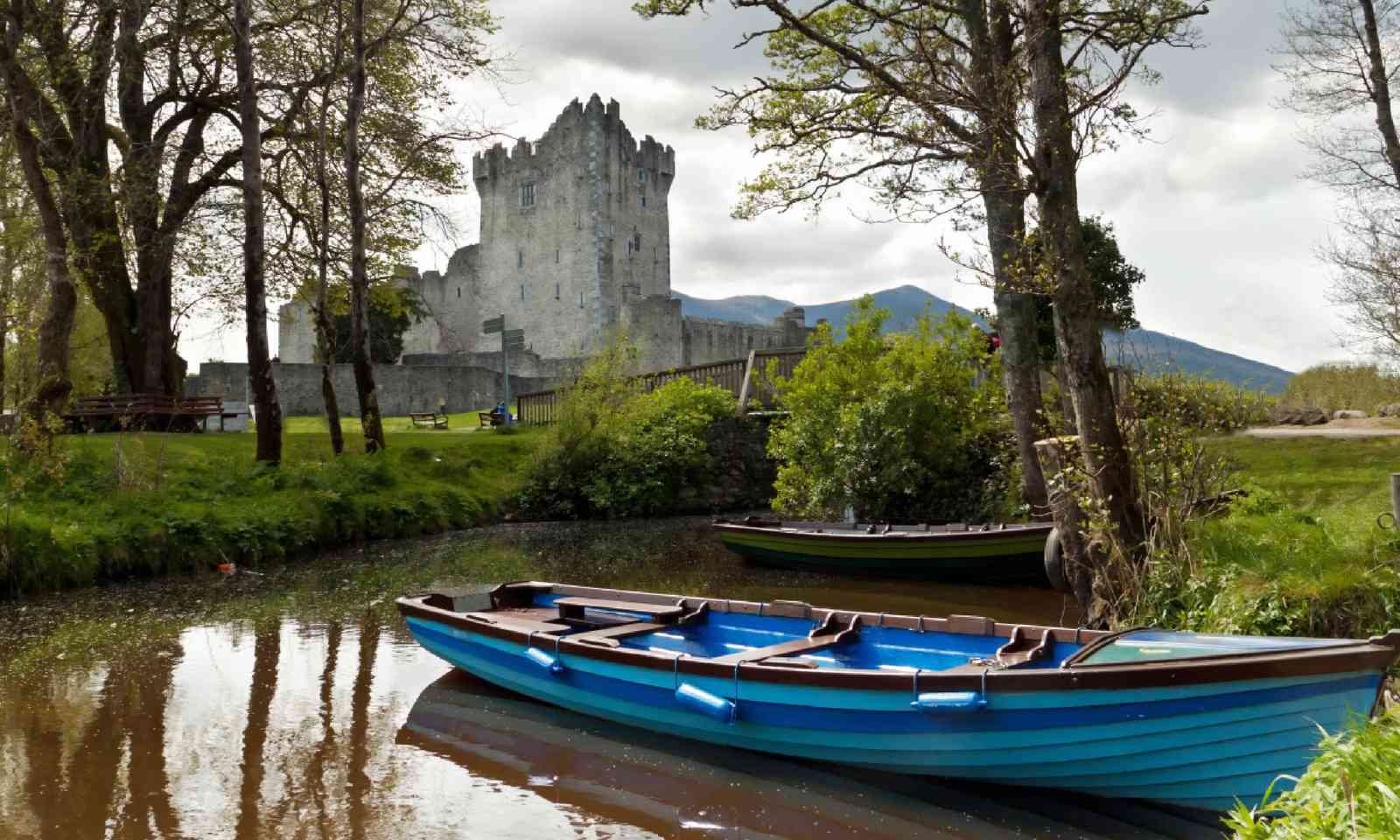 Ross castle in Killarney (Shutterstock)