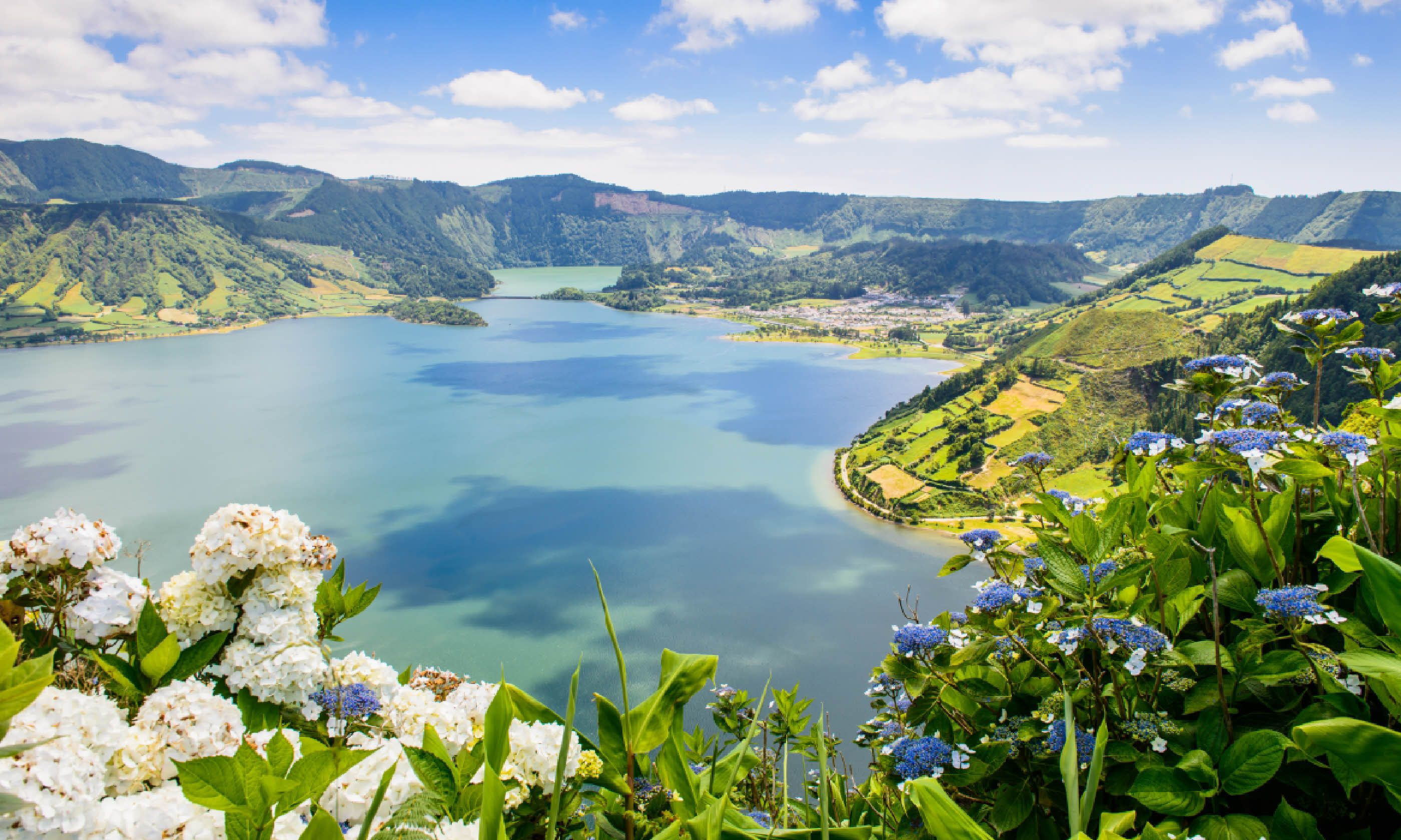 Lake of Sete Cidades (Shutterstock)