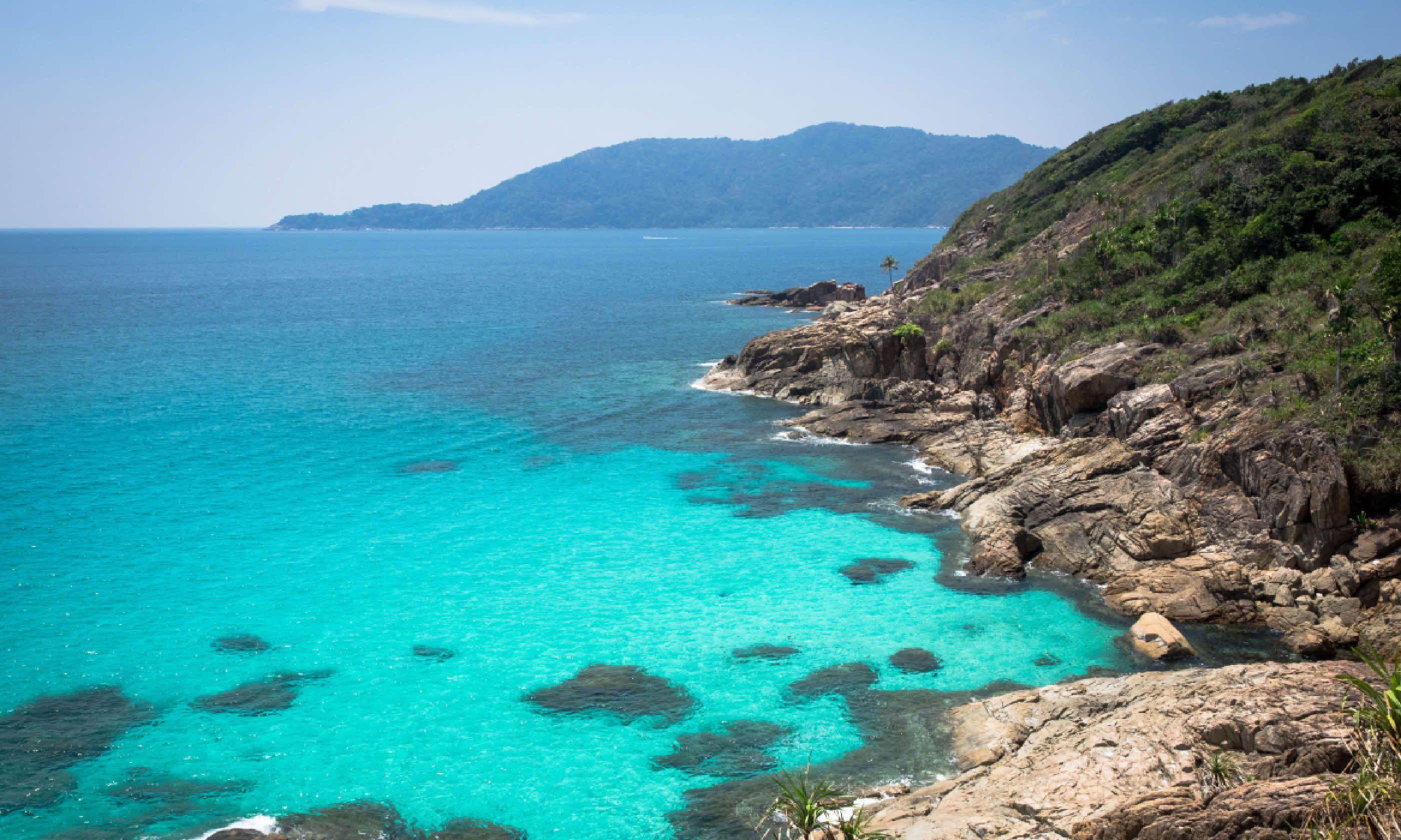 Pulau Perhentian Kecil island, Malaysia (Shutterstock)