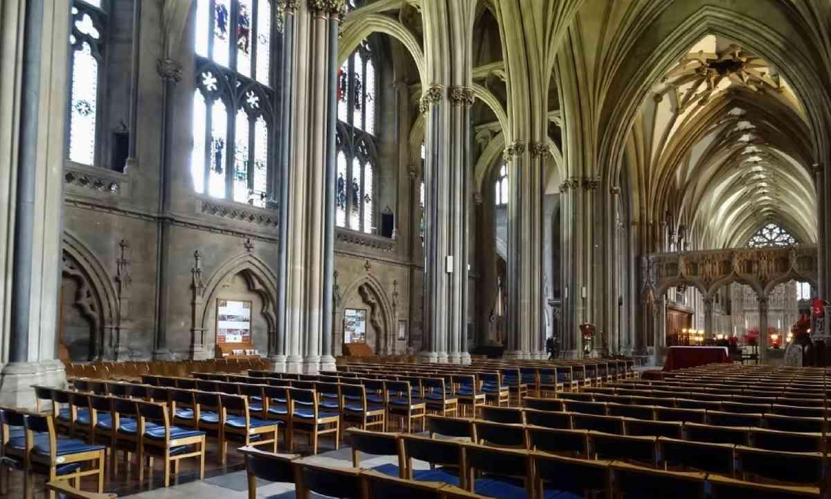 Bristol Cathedral (Polly Allen)