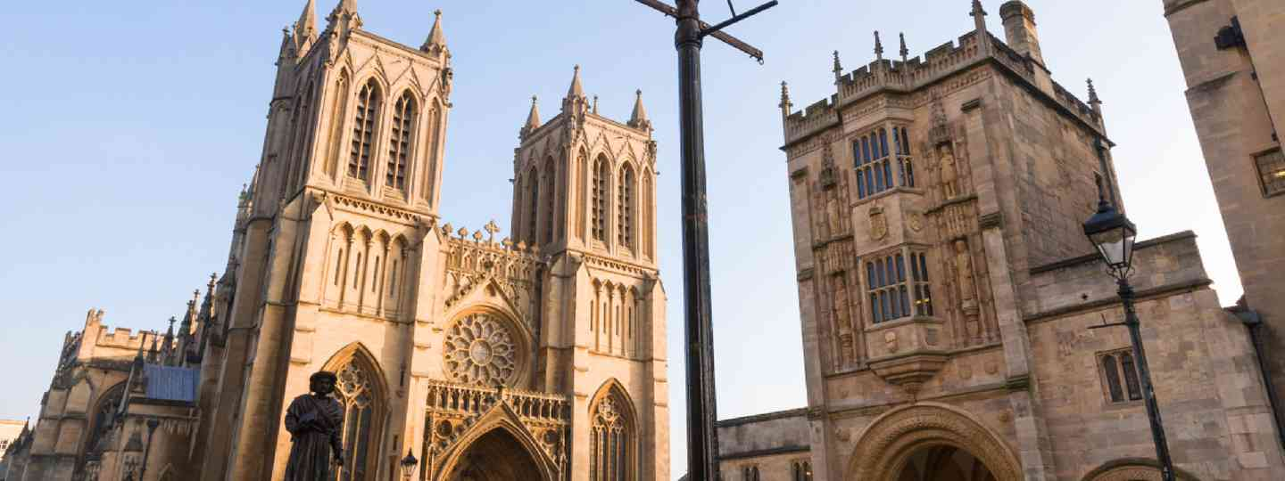 Bristol Cathedral (Shutterstock)