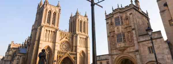 Bristol Cathedral (Shutterstock)