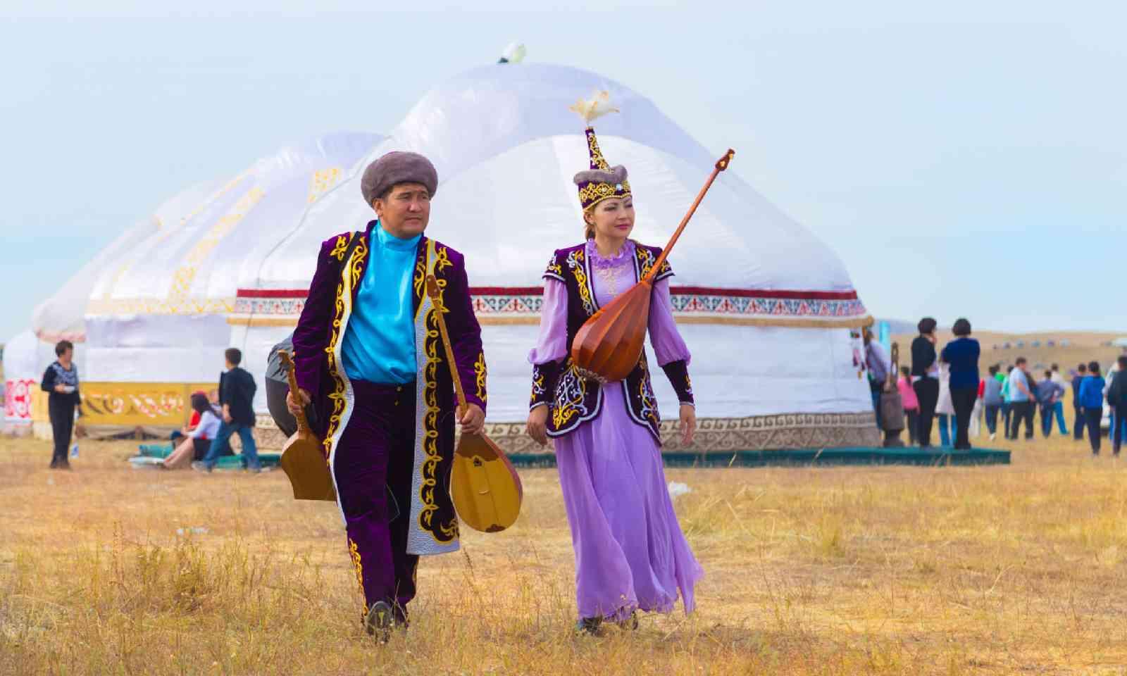 Karkaralinsk, Kazakhstan (Shutterstock)