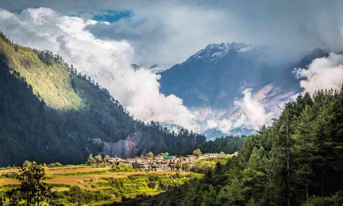 Himalayas, Nepal (Shutterstock)