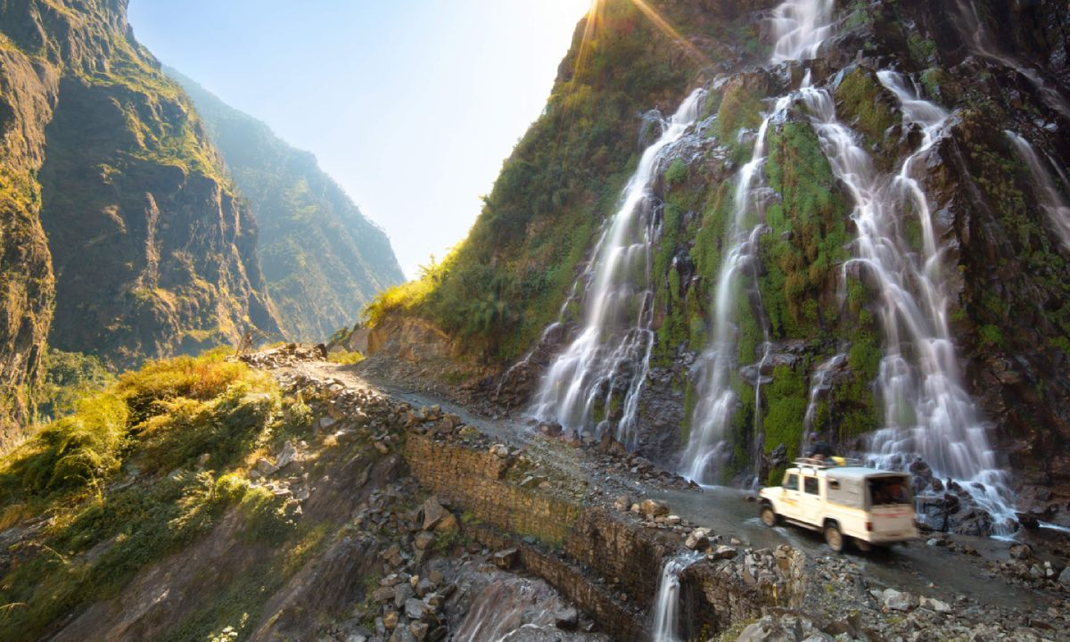 7 adventurous trips that'll take you far out of your comfort zone