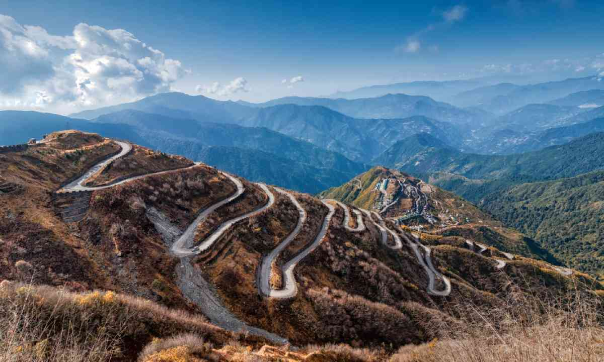 Old Silk Route, India (Shutterstock)